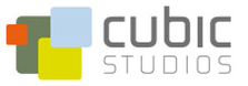 cubic studios Mietstudio Düsseldorf – professional film, foto, rental and event studios Logo